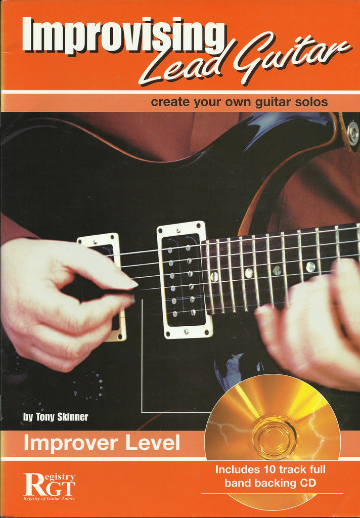 rgt improvising lead guitar improver front