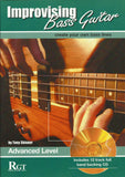 RGT Bass Guitar improvising advanced grades front