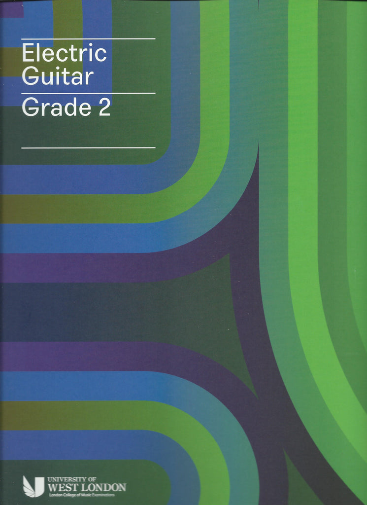 lcm rgt electric guitar grade 2 two book