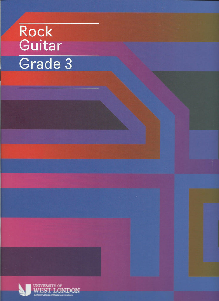 lcm rgt electric guitar grade 3 book