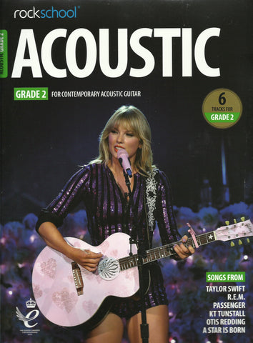 rockschool acoustic grade 2