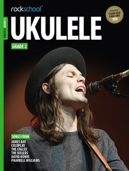 Rockschool Ukulele Grade 2 Two Book