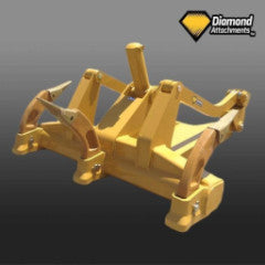 Ripper (High Lift), Diamond 81J-3-GRP For Cat D6H, D6R,D6T Parallelogram