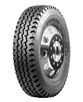 12R22.5 Aeolus HN08 On/Off Road Mixed Service All Position Tire 16 Ply TL 707370