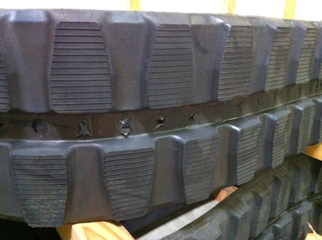 450x86x56 (450x54x86) Rubber Tracks, Block, Rubber Tracks, Loegering VTS 65+ For Caterpillar, Thomas Skid Steers