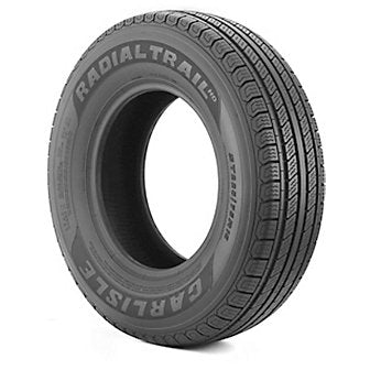 ST175/80R13 Carlisle Radial Trailer HD 6-Ply Tire 6H04511