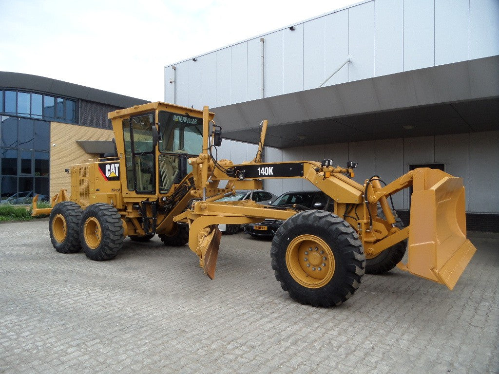 Cat 2 Blade : Front blade group with lift cat