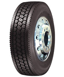 11R22.5 Double Coin RR150 Premium 5-Rib Steer/All-Position Multi-Use Tire 1133281255