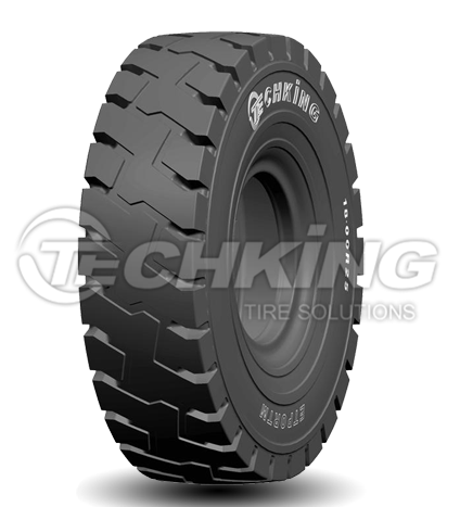 Sixteen Pieces New 18.00R25 Techking ETPORTM *** IND-4 Radial Port Harbor Tires