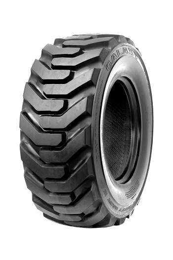12.5/80-18 (320/80-18) Galaxy Beefy Baby R-4 (CU) 14-Ply TL Front Backhoe Tire 100289