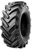 15.5/80-24 Galaxy Super High Lift R-1 12-Ply TL Front Backhoe Tire 203427