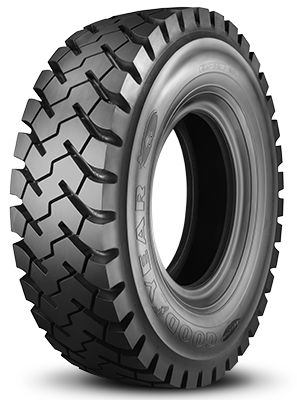 46/90R57 Goodyear RM-4A+ E-4 ** TL Radial Haulage Tire
