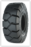 20.5-25 Maxam MS708 Traction (25-17) Non-Aperture Solid Tire 53310