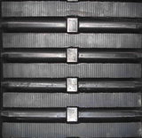 2 (Two) 900x150x74 (900x74x150) Rubber Tracks, Hitachi, Morooka