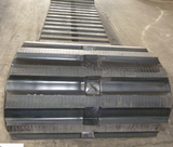 Two Rubber Tracks, 800x125x80 (800x80x125), Morooka MST-2000/2000-ECO; MSZ-2000