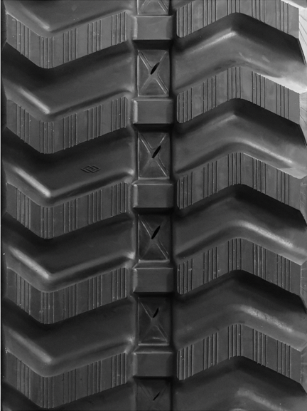 250x52x72 Rubber Tracks