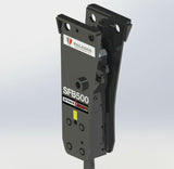 SFB500 Paladin Breaker With  XChange Interface Adaptor (237500M-E3055) For Strike Force Breaker