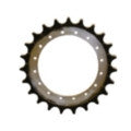 2404N271 Sprocket, 21-Tooth, 15-Bolt-Hole, SK100, SK135