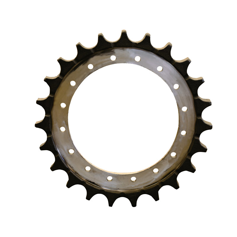 2404N427 Sprocket, Kobelco SK135, 21 Tooth, 21 Bolt Holes