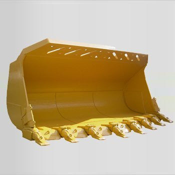 New Cat 992K Super Duty Quarry Bucket, Rockland SDQ-120-16-190-ESV2