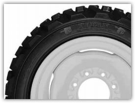 LSW305-546 (12.-21.5) Titan Grizz 10-Ply TL Tire G9A3M1