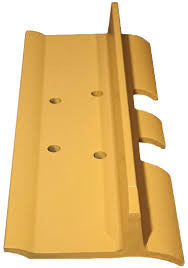 "IN3451/16 Track Grouser Shoe (Pad), Single Bar, Steel 16"" Inch Width"