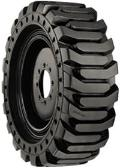 33x12-20 (12-16.5) Brawler Solidflex HPS Solid Skid Steer Tire & Wheel Assembly, 20006980 (RH)