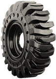 14.00-24 (14.00X24) Brawler Solidflex HPS Tire & Wheel Assembly, Right Hand, 20006871