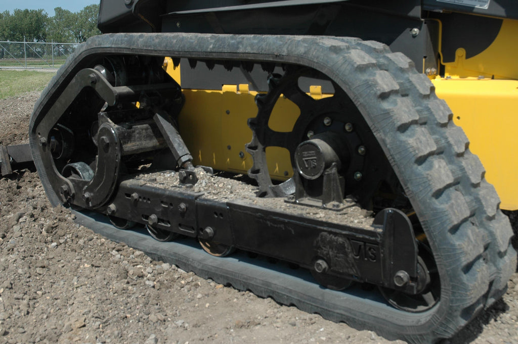 "Rubber Track Undercarriage, Loegering VTS 12"" Wide 6000994"