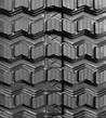 450X86X56 (450X56X86) Rubber Tracks, Z-Lug, Loegering VTS 65+ For Caterpillar, Thomas Skid Steers
