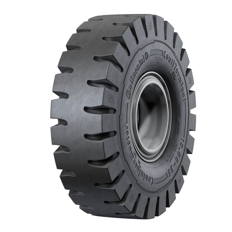 18.00-25 Continental ContainerMaster+ E-4 40-Ply TL IND Tire 1215181