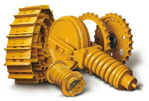 Heavy Equipment Undercarriages