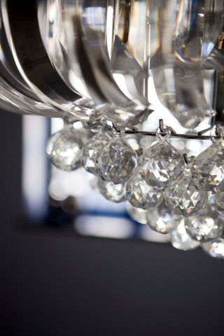 Luxe living Boutique Home chandelier