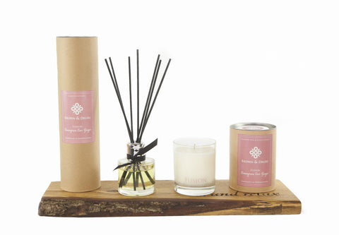 Brown & Drury Fusion Lemongrass Candle