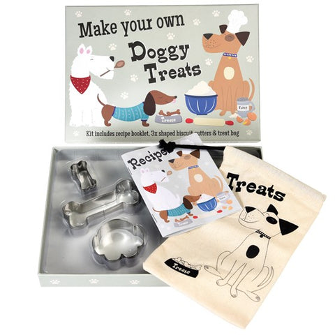 Make Your Own Doggy Treats