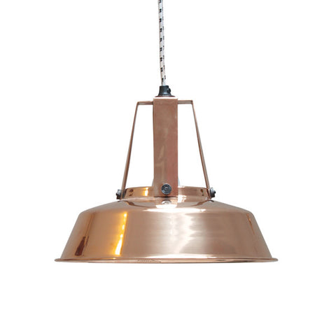 Pendant Light 'Workshop' Copper