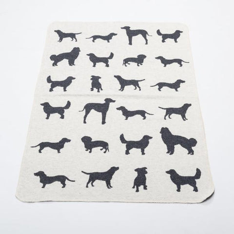 All Over Dogs Pet Blanket