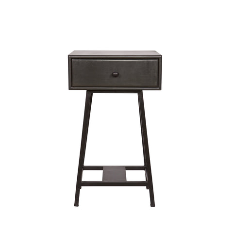 Skybox Side Table Black