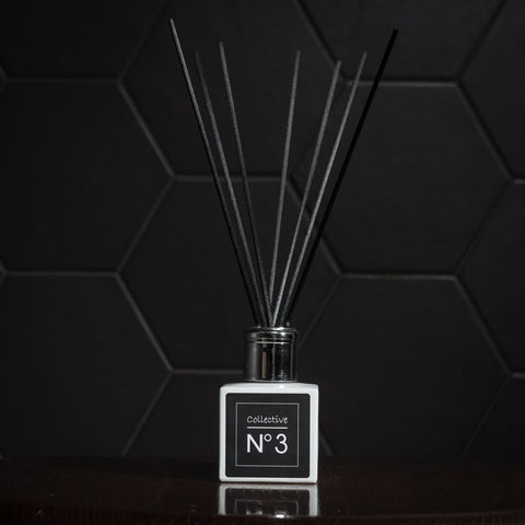 No 3 - a delicious blend of grapefruit, bergamot and geranium, perfectly balanced to restore mind and body.