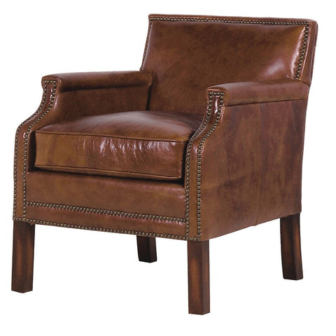 Montagne Leather Club Chair