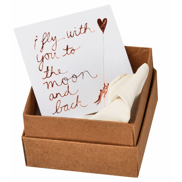 I Fly With You Message in a Box