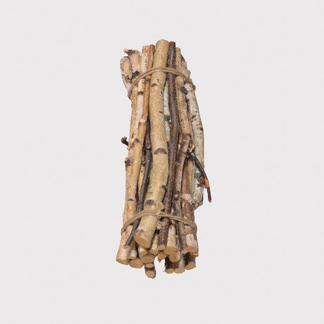 Natural Wood Birch Branch Bundle