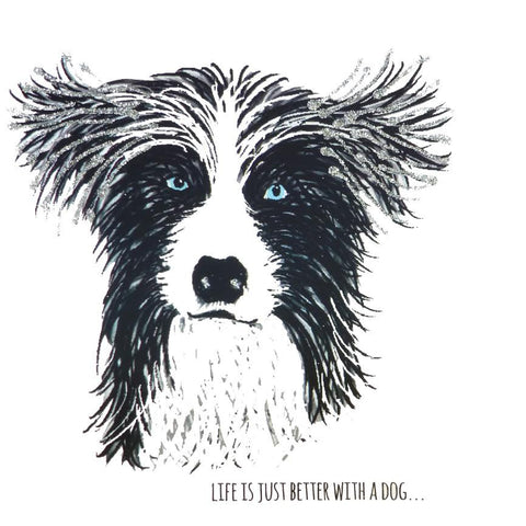 Collie Card