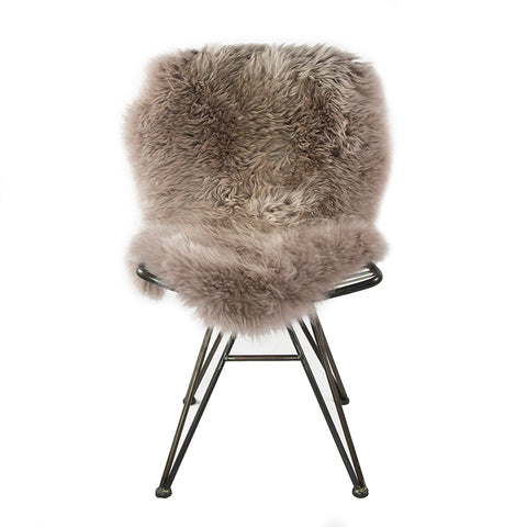 Silky Sheepskin Light Taupe