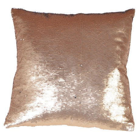 Silver & Gold Shimmering Cushion