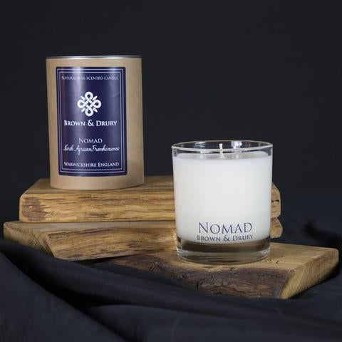 Brown & Drury Nomad Frankincense Candle