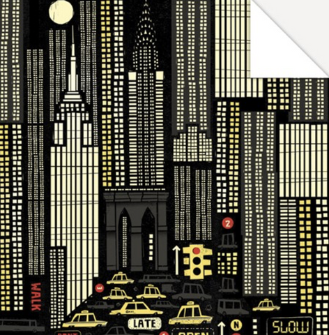 New York Wrapping Paper