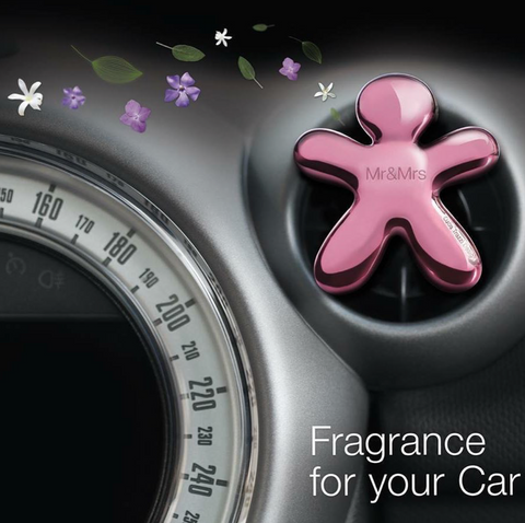 Mr & Mrs Niki Car Air Freshener Refill-Amber Musk
