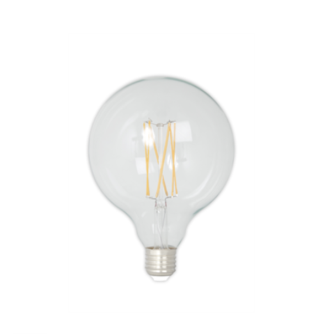 Filament E27 LED Medium Globe Bulb Clear(Dimmable)