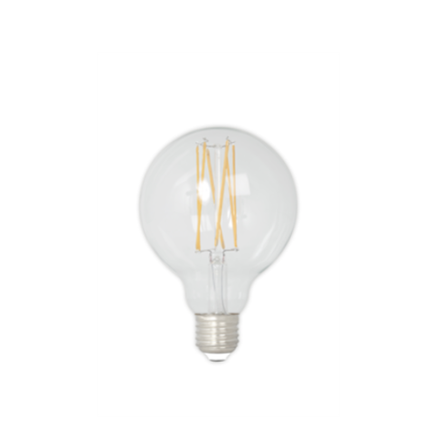 Filament E27 LED Large Globe Bulb Clear(Dimmable)